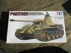 NEW PANTHER 1 35 SCALE TAMIYA
