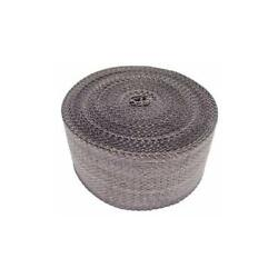 Lsl Universal Exhaust Heat Wrap Protection Tape Anthracite 50mm X 15m