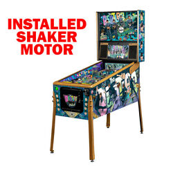 Stern The Beatles Beatlemania Limited Edition Gold Pinball Machine with Shaker