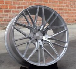 """22"""" Rf13 Staggered Wheels Rims For Bentley Continental Gt Flying Spur 22x9/10.5"""