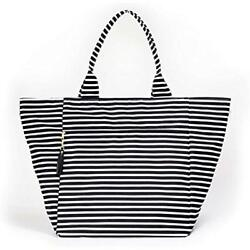 Logan + Shoulder Bags Lenora Waterproof Carryall Oversized Tote - Beach With For