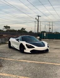 McLaren 720S Carbon FIber Race Hood by 1016 Industries IN-STOCK Forged Carbon