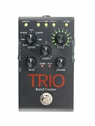 Digitech Trio Band Creator Guitar Effect Pedal With Fs3x Footswitch Japan .