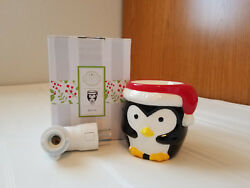 NEW Scentsy Plug In Warmer Baby Tux Retired