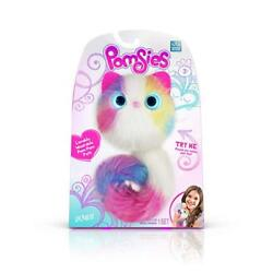 Pomsies Sherbert Poopsie Interactive Wearable New 2018 Toys Lot Of 2