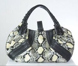 Fendi Spy Bag Hobo Limited Edition Sequin Large 7 Of 10 New $20000 MAKE OFFERS!