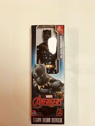 NEW BLACK PANTHER E1363A Marvel Avengers Titan Hero Series 12 Inch Action Figure