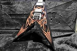 B.C.Rich Handmade Kerry King 25th Anniversary KKV E.Guitar Brand New Black