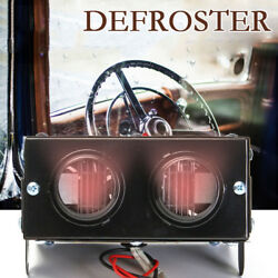 DC 12V Car Auto Portable Electric Heater Heating Fan Winter Defroster Demister*1