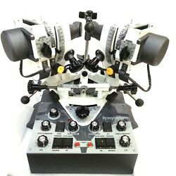Free Shipping Synoptophore Stereoscope Strabismus And Amblyopia Unit Optometry