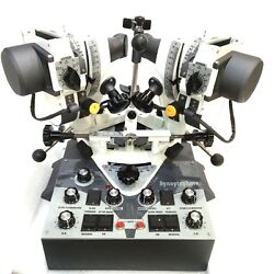 Ophthalmic Synoptophore Stereoscope Strabismus And Amblyopia Unit Free Shipping