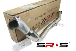 Srs Down Pipe Downpipe Catted For Subaru Wrx/sti 4 T304 02-07 Cast Iron Bm