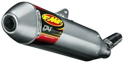 Fmf Q4 Hex Quiet Exhaust Silencer Yamaha Yzf250 Yzf 250 Yz250f 2014 To 2018