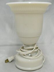 Aladdin Electric Urn Shape Table Lamp As Is