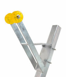 Boat Trailer Galvanized Winch Seat With Roller For Winch Posts With Roller