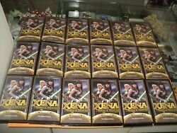 Lot Of 18 Xena The Warrior Princess Vhs Tapes. 36 Episodes 11 Vhs Sealed.