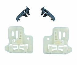 Power Window Regulator Repair Clip Front Left Or Right For E53 Bmw X5