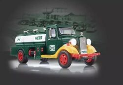 2018 Hess Toy Truck 85th Anniversary Collector's Limited Edition Nib