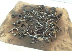 2009 Harley Davidson Sportster 883 And 1200 Engine Nuts And Bolts Parts Box Lot