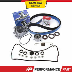 Timing Belt Valve Cover Water Pump For 90-95 Acura Integra B18a1 B18b1 Non-vtec