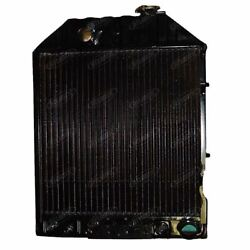 E7nn8005ba Aftermarket Radiator For Ford/new Holland Models 5110, 6410, 6610