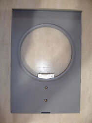 Obsolete Anchor Electric Ring Type Meter Socket Cover 12 1/4 X 8 3/8 Ships Today