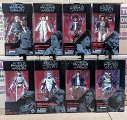 Star Wars The Black Series 6 Inch Action Figure Wave 19 Case - Ready to Ship!