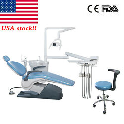 FROM USA Computer Controlled Dental Unit Chair Thermostatic Water supply