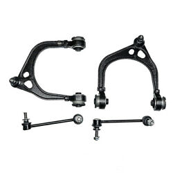For 05-10 Charger Challenger RWD Front Control Arm wBall Joint&Sway Bar Link