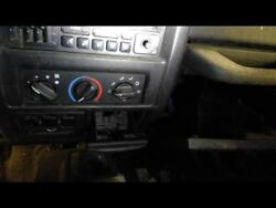 Heater Climate Temperature Control LHD Without AC Fits 99-05 WRANGLER 224413
