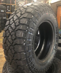 4 New 235/80r17 Kenda Klever Rt Kr601 235 80 17 2358017 R17 Mud Tire At Mt 10ply