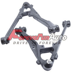 Front Lower Control Arms Suspension Kit w Sway Bar End Link for Nissan Altima