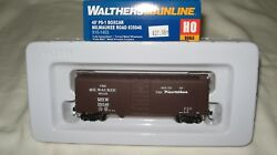 Walthers Ho 40and039 Ps-1 Boxcar Milwaukee Road Milw 35046 Item 910-1403