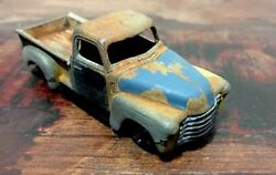 Hot Wheels - And03952 Chevy Truck - Custom Junk Yard By D.m