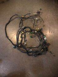 75 Toyota Celica Gt Under Hood Fuse Panel Wiring Harness Headlights / Ignition