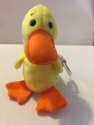 Ty Beanie Baby, Quackers The Duck 1994, Retired