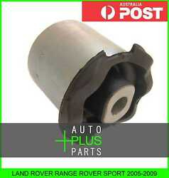 Fits LAND ROVER RANGE ROVER SPORT Rubber Suspension Bush Front Lower Arm (Hydro)