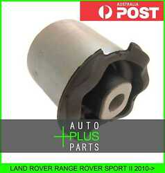 Fits RANGE ROVER SPORT II Rubber Suspension Bush Front Lower Arm (Hydro)