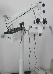 Dental Microscope 5 Step Magnification Surgical Microscopes