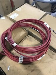 TELEFLEX MORSE 43 SERIES SHIFT AND THROTTLE CONTROL CABLEs 60' MARINE BOAT Pair