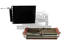 1966 66 Ford Mustang Air Condenser And Evaporator Core Ev5091 Ac5090 Made In Usa