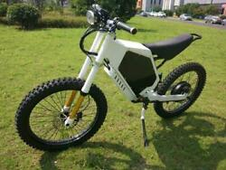 19 Motorcycle Wheel And Seat 2000w-12000w Stealth Bomber Electric Mountain Bike