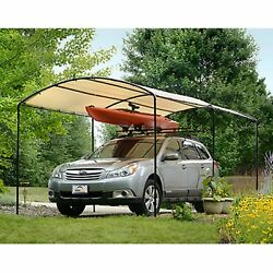 Car Canopy Cover Gazebo Patio Awning Vehicle Protector Carport Garage US Outdoor