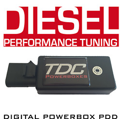 Digital Powerbox Pdd Diesel Chiptuning For Audi A4 2.0 Tdi Year 2004 - 2006