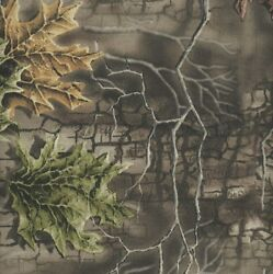 Camo Superflauge By Lynch Twill Fabric 56.3 Yds X 60 Wide Hunting Jacket Coat
