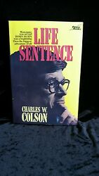Life Sentence - Charles W. Colson Softcover