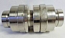 Snap-tite H Series Quick Coupler 2 Sven 32 Valved Stainless Steel Male/female