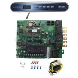 Dimension One Spas Retrofit Control D-1 Replaces 51489 and Board - D1Retro89