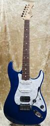 Crews Bottom's Up 2009 Ash E.Guitar Free Shipping Blue with Original Hard Case