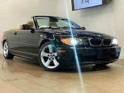 2005 3-Series 325Ci 2dr Convertible 2005 BMW 3 Series 325Ci 2dr Convertible